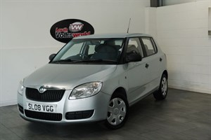 used Skoda Fabia 1 HTP 5DR LOW MILEAGE LOW TAX in lincolnshire-for-sale