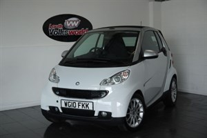 used Smart Car Fortwo Cabrio CDI PASSION 2DR CONVERTIBLE SAT NAV INC 4x WINTER TYRES AND WHEELS in lincolnshire-for-sale