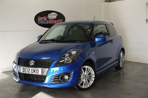 used Suzuki Swift SPORT 3DR  in lincolnshire-for-sale