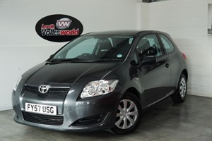 used Toyota Auris T2 VVT-I 3DR ONLY 37,000 MILES SAVE £500 in lincolnshire-for-sale