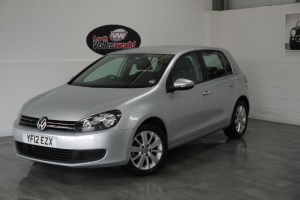used VW Golf TDI MATCH 5DR 105BHP ONLY £30 P/YEAR TAX in lincolnshire-for-sale