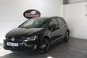 used VW Golf GTD 5DR SAT NAV £20 P/YEAR TAX in lincolnshire-for-sale
