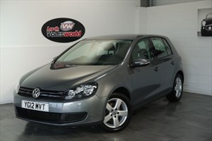 used VW Golf TDI MATCH 5DR ONLY £30 P/YEAR TAX BLUETOOTH in lincolnshire-for-sale