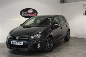 used VW Golf TDI GTD 5DR FULL SERVICE HISTORY BLUETOOTH in lincolnshire-for-sale