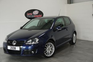used VW Golf TDI GT 3DR LOW MILEAGE FULL SERVICE HISTORY in lincolnshire-for-sale