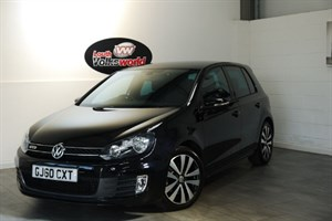 used VW Golf TDI GTD 5DR FULL SERVICE HISTORY in lincolnshire-for-sale