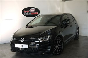 used VW Golf GTD 5DR SAT NAV CRUISE CONTROL £20 P/YEAR TAX in lincolnshire-for-sale