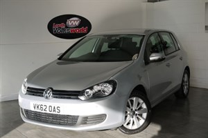 used VW Golf TDI MATCH 5DR AUTOMATIC SAVE £1000 in lincolnshire-for-sale