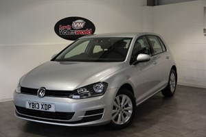 used VW Golf TDI SE BLUEMOTION 5DR FREE R/F LICENCE in lincolnshire-for-sale