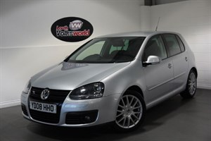 used VW Golf TDI GT 5DR FULL SERVICE HISTORY DVD PLAYER in lincolnshire-for-sale