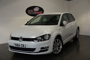 used VW Golf GT TDI BLUEMOTION 5DR SAT NAV CRUISE CONTROL FRONT AND REAR PARK ASSIST  in lincolnshire-for-sale