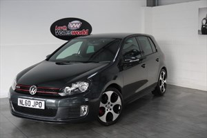 used VW Golf GTI 5DR 210BHP BLUETOOTH UPGRADED ALLOY WHEELS in lincolnshire-for-sale