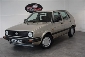 used VW Golf 1.8 GL ONLY 19K AND 1 OWNER FSH in lincolnshire-for-sale