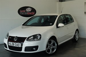 used VW Golf GTI 5DR FULL LEATHER INTERIOR in lincolnshire-for-sale