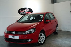 used VW Golf TSI MATCH 5DR AUTOMATIC ONE OWNER FULL SERVICE HISTORY in lincolnshire-for-sale