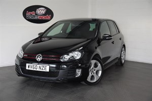 used VW Golf GTI 2.0 TSI 210 PS in lincolnshire-for-sale