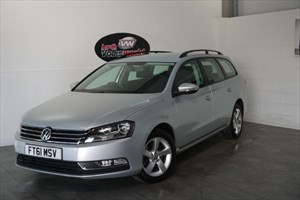 used VW Passat TDI BLUEMOTION S 5DR ESTATE AUTOMATIC in lincolnshire-for-sale
