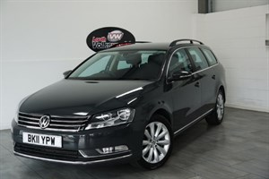used VW Passat TDI BLUEMOTION SE 5DR ESTATE CRUISE CONTROL in lincolnshire-for-sale