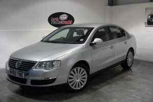 used VW Passat TDI HIGHLINE PLUS 4DR 140BHP SAT NAV FULL LEATHER INTERIOR SAVE £500 in lincolnshire-for-sale