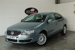 used VW Passat TDI HIGHLINE PLUS 4DR AUTOMATIC SAT NAV SAVE £500  in lincolnshire-for-sale