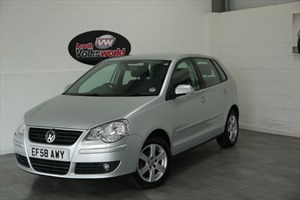 used VW Polo TDI MATCH 5DR FULL SERVICE HISTORY £30 P/YEAR TAX in lincolnshire-for-sale