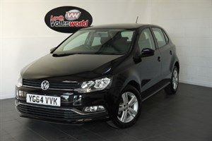 used VW Polo TDI SE 5DR *NEW SHAPE* 80 PLUS MPG £0 R/F LICENCE in lincolnshire-for-sale