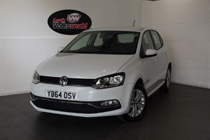used VW Polo TDI SE 5DR SAT NAV £0 R/F LICENCE  in lincolnshire-for-sale