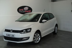 used VW Polo MATCH 3DR FULL SERVICE HISTORY AIR CONDITIONING BLUETOOTH in lincolnshire-for-sale
