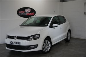 used VW Polo MATCH 5DR AIR CONDITIONING BLUETOOTH in lincolnshire-for-sale