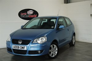 used VW Polo MATCH 3DR AIR CON FULL SERVICE HISTORY in lincolnshire-for-sale