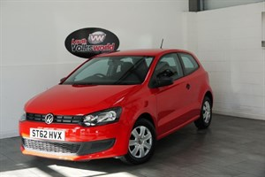used VW Polo S 3DR LOW MILEAGE LOW INSURANCE in lincolnshire-for-sale