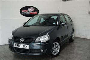 used VW Polo MATCH 5DR AIR CON LOW MILEAGE in lincolnshire-for-sale