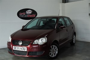 used VW Polo SE 5DR AUTOMATIC FULL SERVICE HISTORY in lincolnshire-for-sale