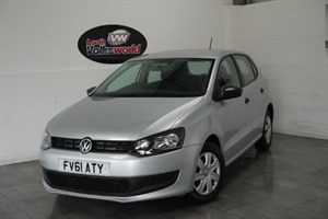 used VW Polo 1.2 S 5DR LOW TAX LOW INSURANCE in lincolnshire-for-sale