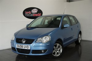 used VW Polo MATCH 5DR AUTOMATIC ONLY 31,000 MILES in lincolnshire-for-sale