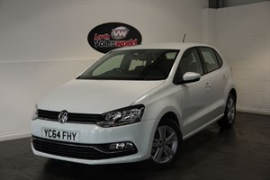 used VW Polo TSI SE 5DR COST NEW £14620 SAVE £2325 in lincolnshire-for-sale