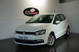used VW Polo TSI SE 5DR AUTOMATIC *DELIVERY MILES* SAVE £3000 in lincolnshire-for-sale
