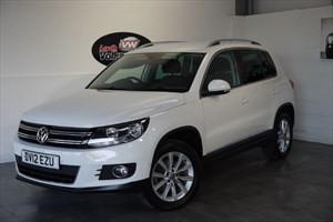 used VW Tiguan TDI SE BLUEMOTION 5DR AUTOMATIC BLUETOOTH SAVE £1000 in lincolnshire-for-sale
