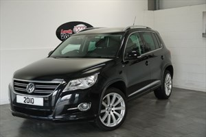 used VW Tiguan TDI R LINE 5DR FULL SERVICE HISTORY BLUETOOTH AWAITING PREPARATION in lincolnshire-for-sale