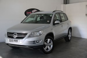 used VW Tiguan TDI ESCAPE 5DR AUTOMATIC SAT NAV HILL DESCENT CONTROL in lincolnshire-for-sale