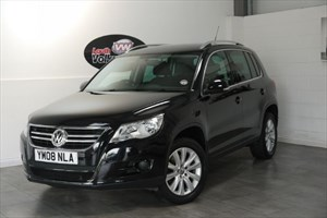 used VW Tiguan TDI SE 5DR FULL SERVICE HISTORY SAVE £1000 in lincolnshire-for-sale