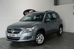 used VW Tiguan TDI BLUEMOTION S 5DR  in lincolnshire-for-sale