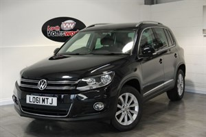 used VW Tiguan TDI SE 5DR BLUEMOTION 5DR  in lincolnshire-for-sale
