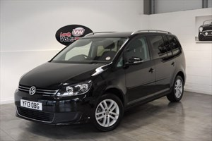 used VW Touran TDI SE 5DR 105BHP FRONT AND REAR PARK ASSIST in lincolnshire-for-sale