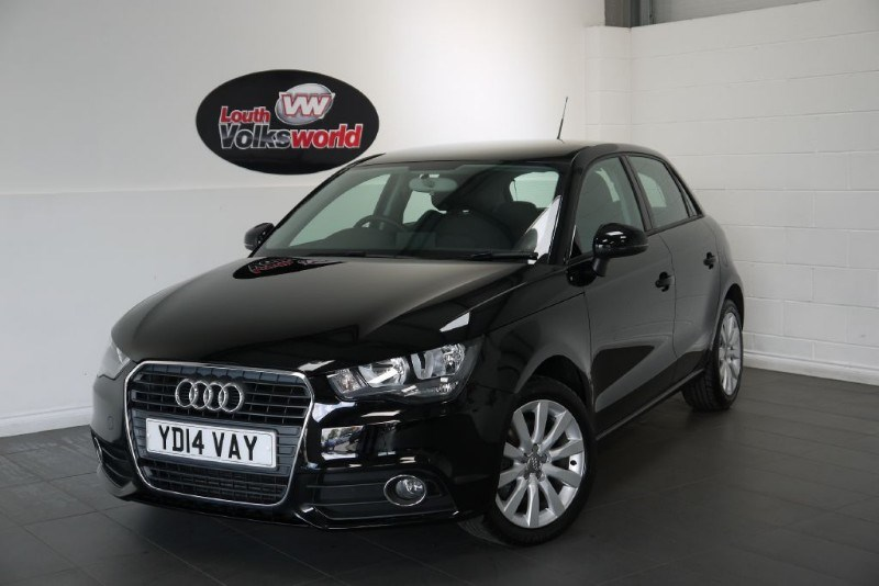 used Audi A1 TDI SPORT 5DR SPORTBACK £0 R/F LICENCE in lincolnshire-for-sale