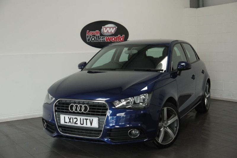 used Audi A1 TDI SPORT 3DR 74 MPG £0 R/F LICENCE   in lincolnshire-for-sale