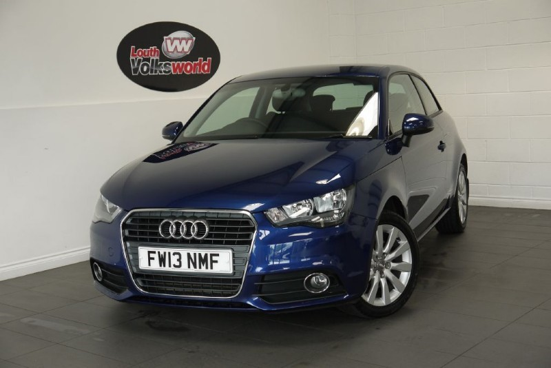 used Audi A1 TDI SPORT 3DR 70 MPG £0 TAX P/YEAR PLATE INCLUDED in lincolnshire-for-sale