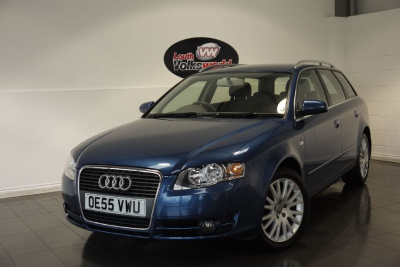 used Audi A4 TDI SE DEMO PLUS 1 OWNER in lincolnshire-for-sale