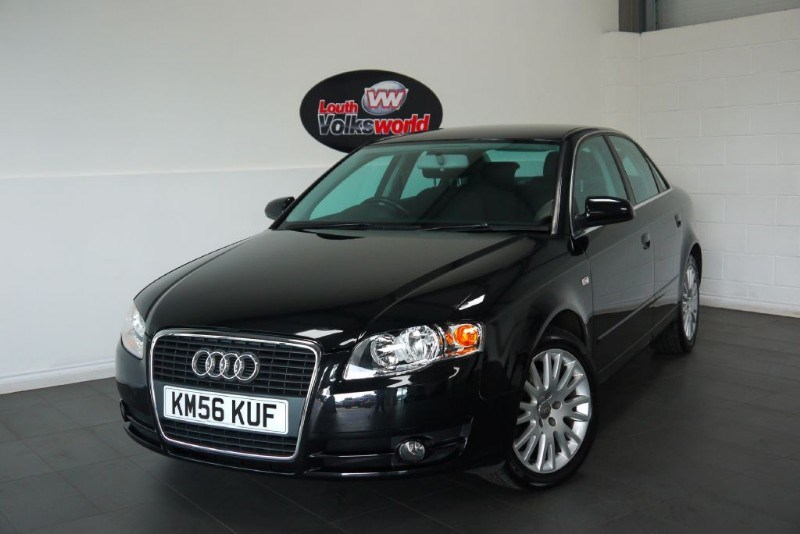 used Audi A4 TDI SE 4DR FULL SERVICE HISTORY CRUISE CONTROL in lincolnshire-for-sale