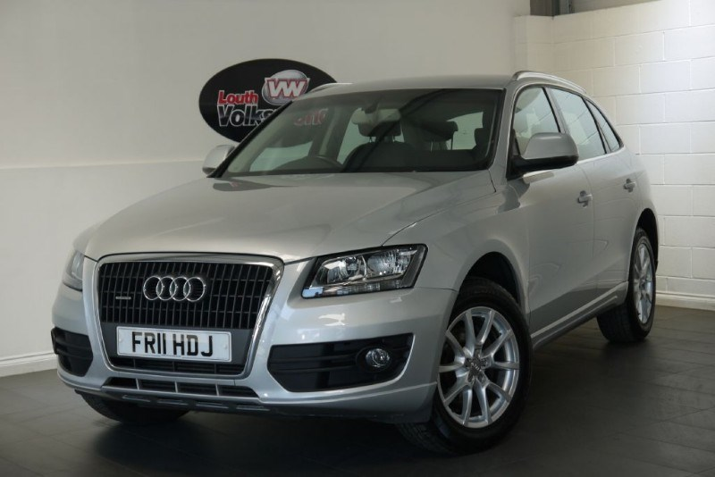 used Audi Q5 TDI SE QUATTRO 5DR ONE OWNER FULL SERVICE HISTORY in lincolnshire-for-sale
